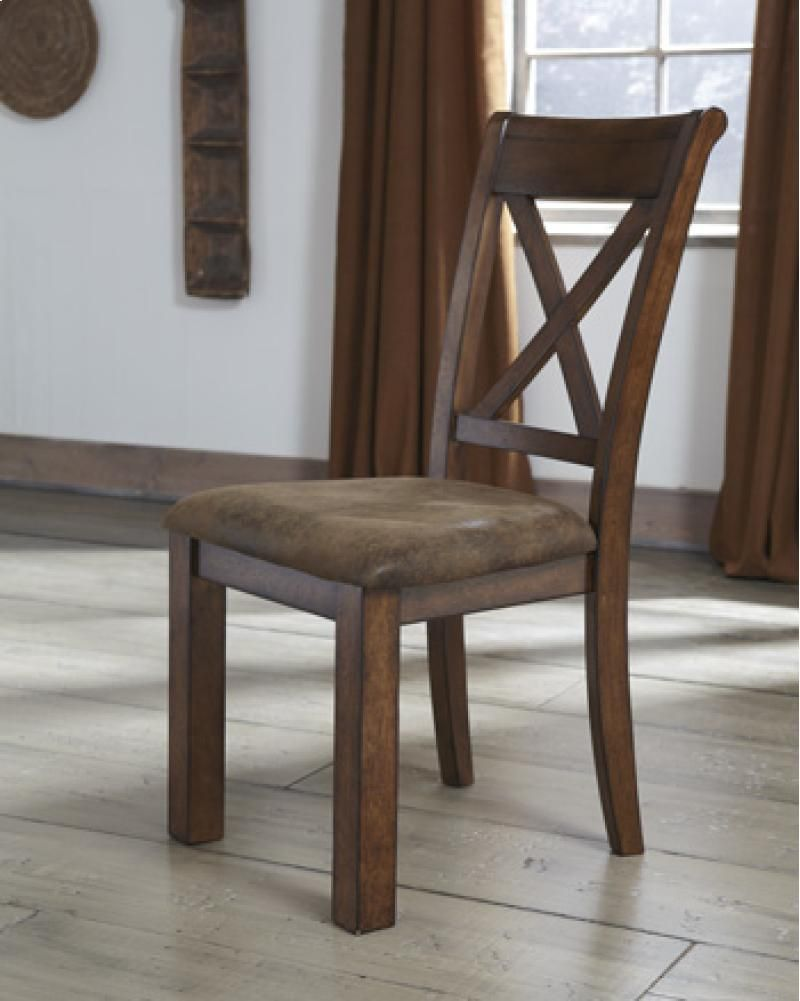 D64401 By Ashley Furniture In Winnipeg Mb Dining Uph Side Chair