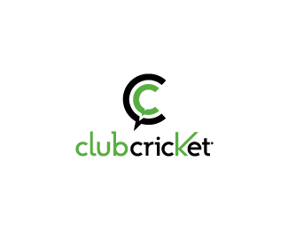Club Cricket Is The Rewards Plan For Cricket Wireless Customers Designed By Tad Dobbs Of Creative Squall Logo Design Web Design Design