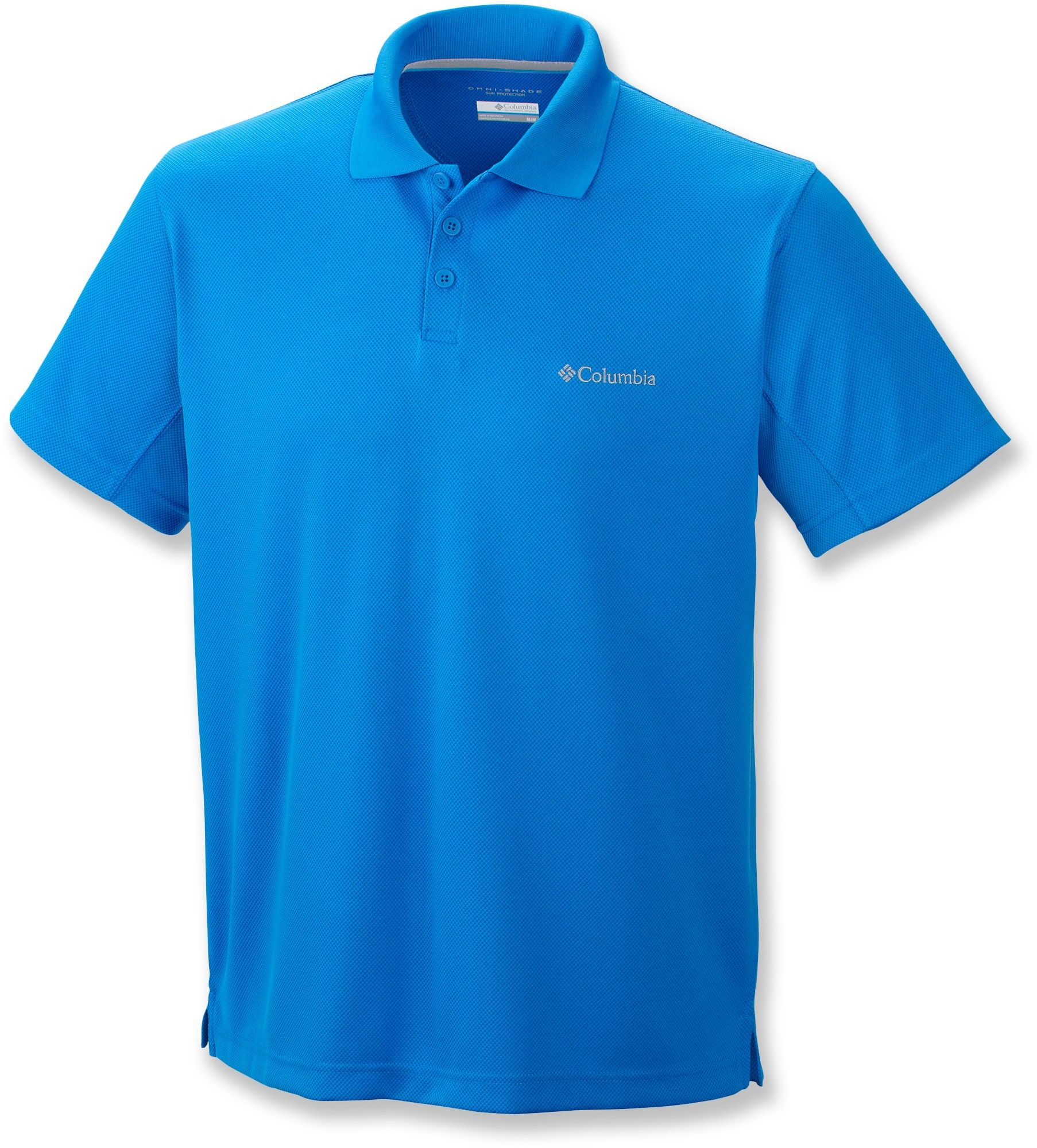 4ec57480 Columbia Male New Utilizer Polo Shirt - Men's Extended S   *Apparel ...