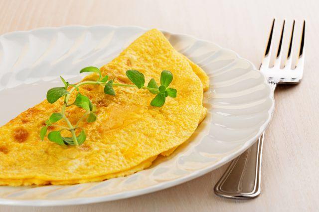 calorías de bocadillo de tortilla francesa