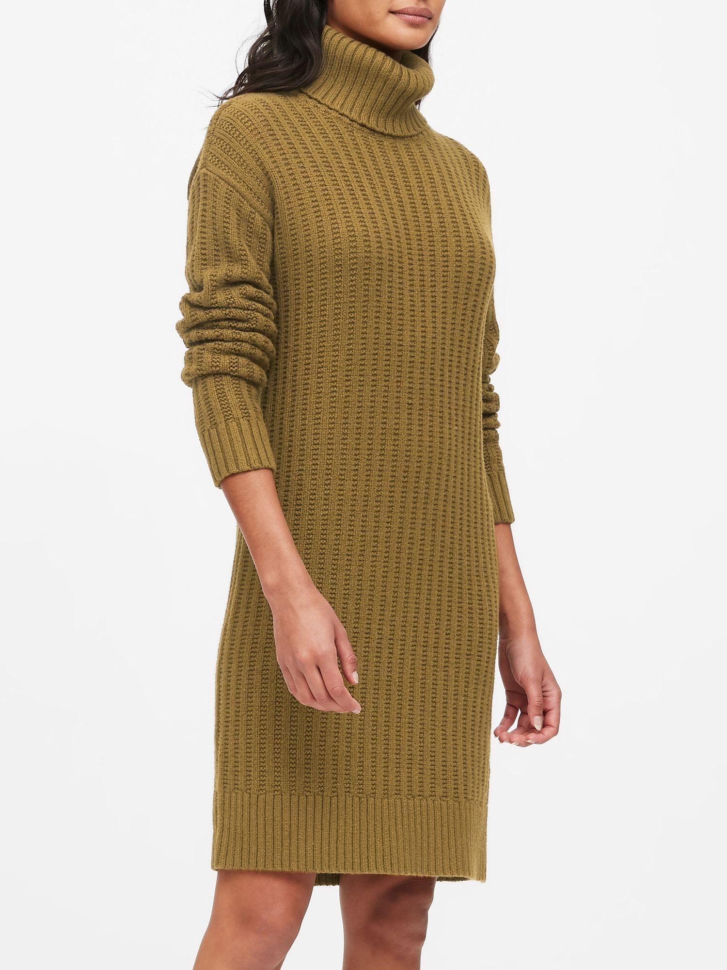 Turtleneck Sweater Dress Sweater Dress Chunky Turtleneck Sweater Turtleneck Sweater Dress [ 2000 x 1500 Pixel ]