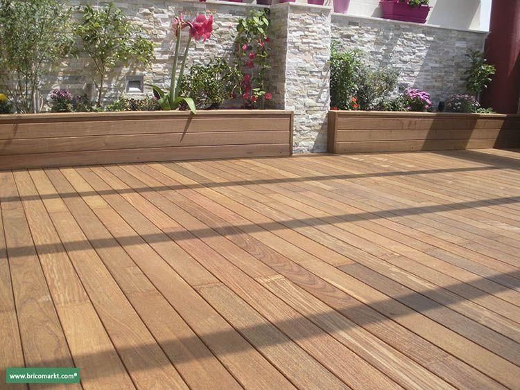 Tarima ipe precios tarima exterior ipe terraza - Terrazas de madera precios ...