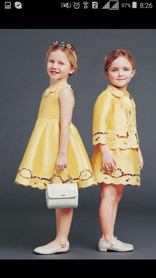 c7eb05422 Baby Dress, Little Girl Dresses, Little Girl Fashion, Kids Fashion, Flower  Girl