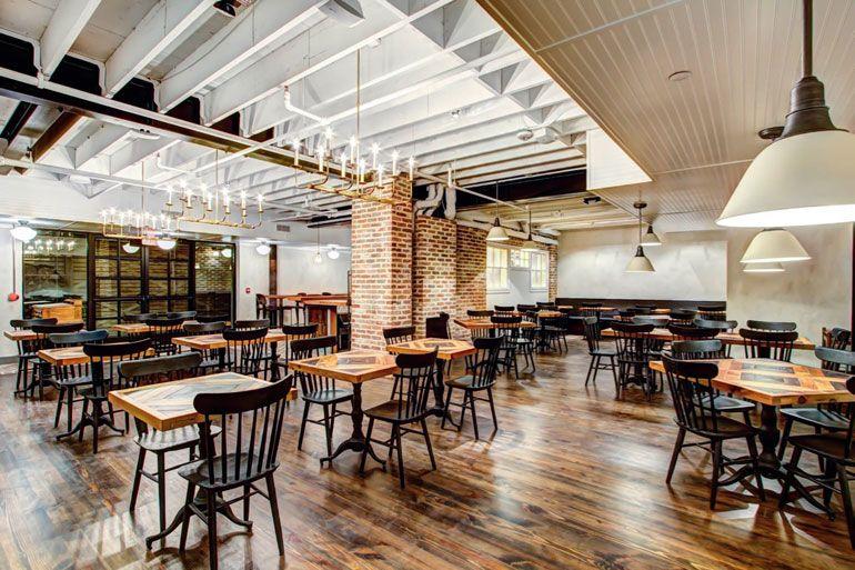 Hospitality Hot Spots 4 New US Bars And Restaurants