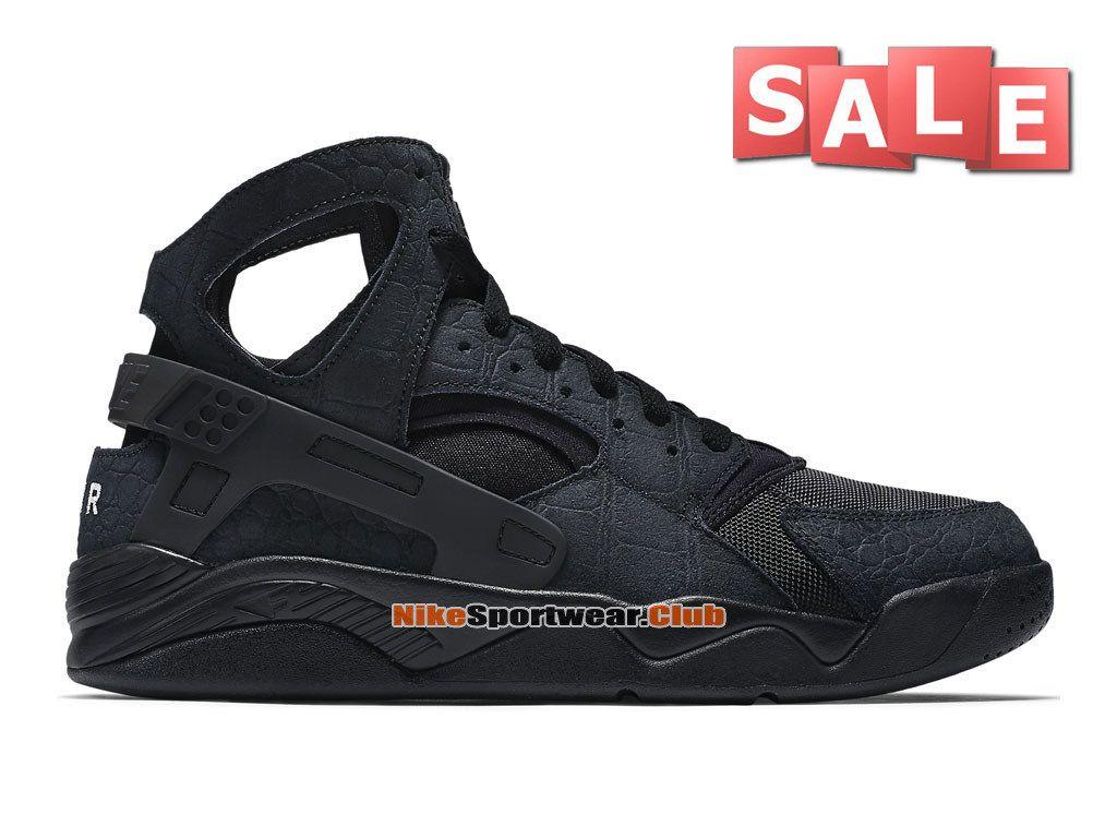 competitive price 9749e 0bbb9 Nike Air Flight Huarache Premium Chaussures Nike Officiel Pour Homme Noir