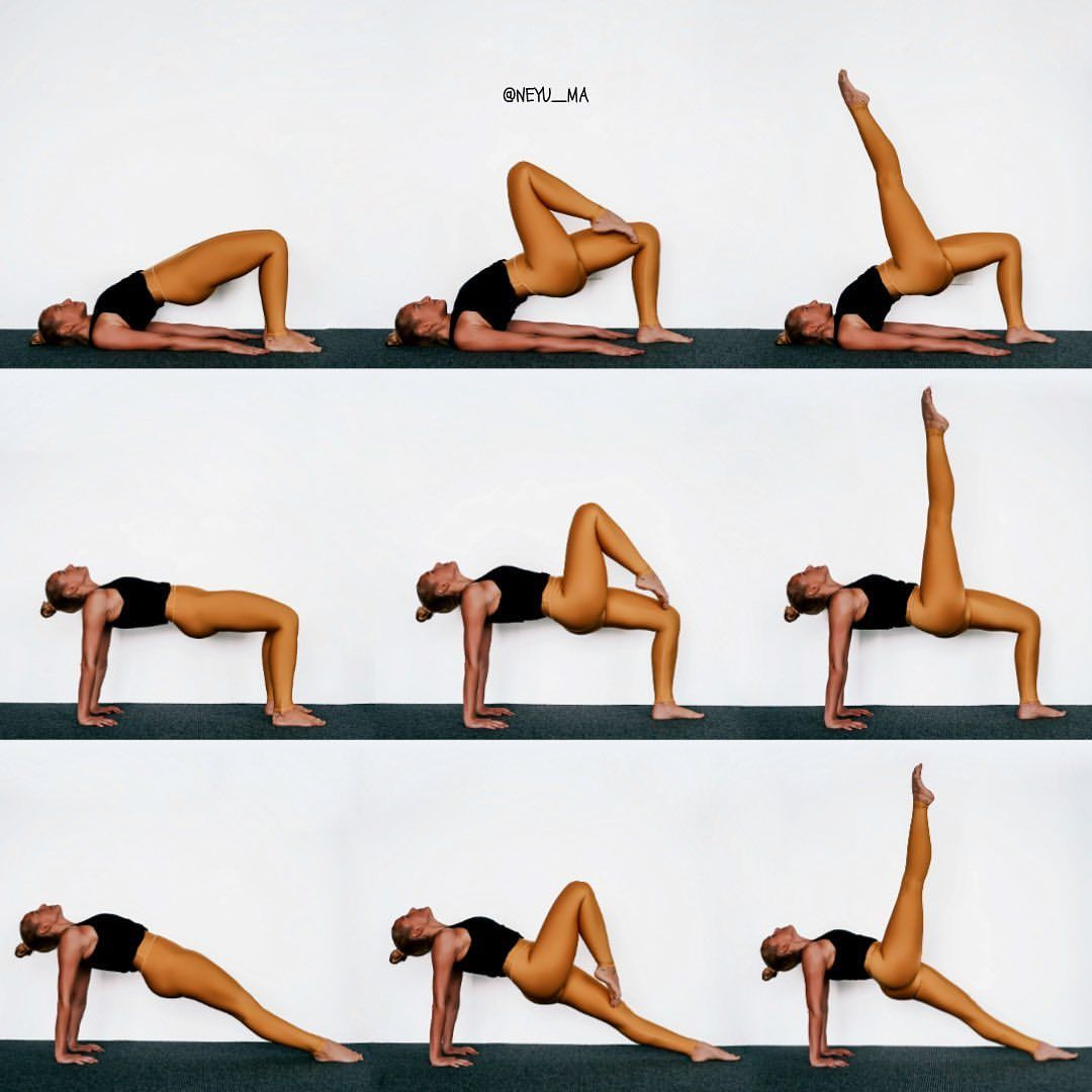 Challenge yourself! 💪 If you are already feeling stable in Bridge