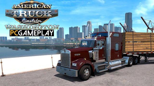 American Truck Simulator Washington Free Download American Truck
