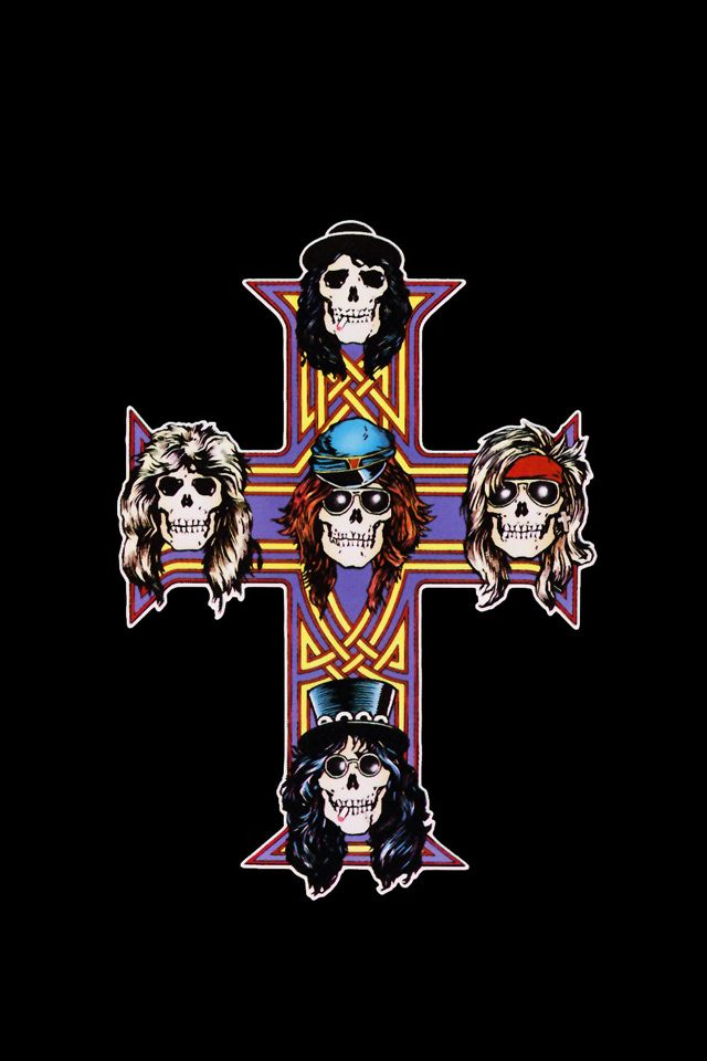 Pin By Leilani Smith On Tus Me Gusta De Pinterest Guns And Roses Guns N Roses Iphone Wallpaper Guns N Roses