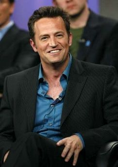 matthew perry now