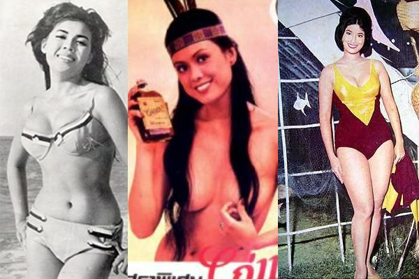 Sex Bombs: Thai beauties from the 60s, 70s