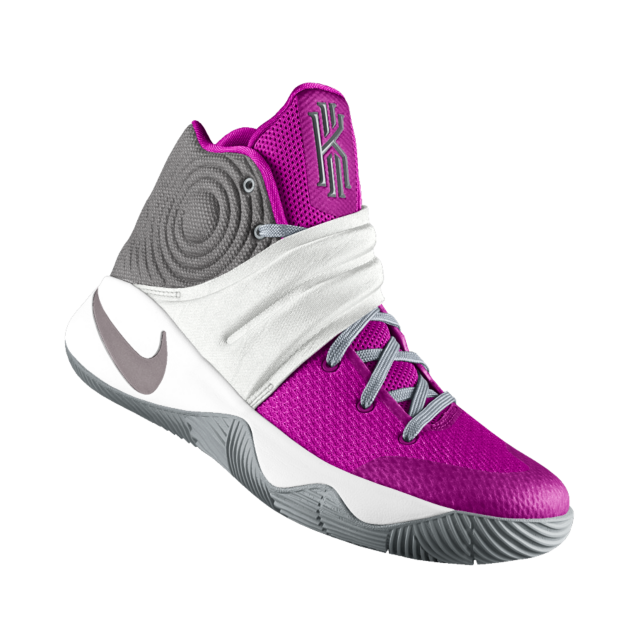 purchase cheap fed31 01fad Kyrie 2 iD Men s Basketball Shoe