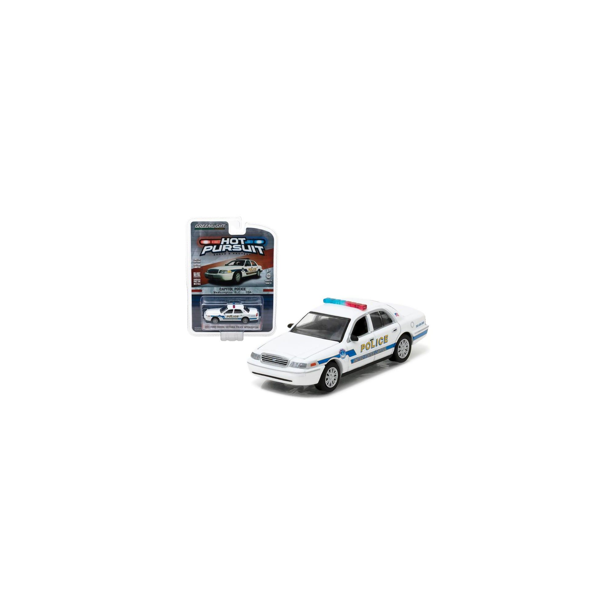 2011 Ford Crown Victoria Police Interceptor Capitol Police