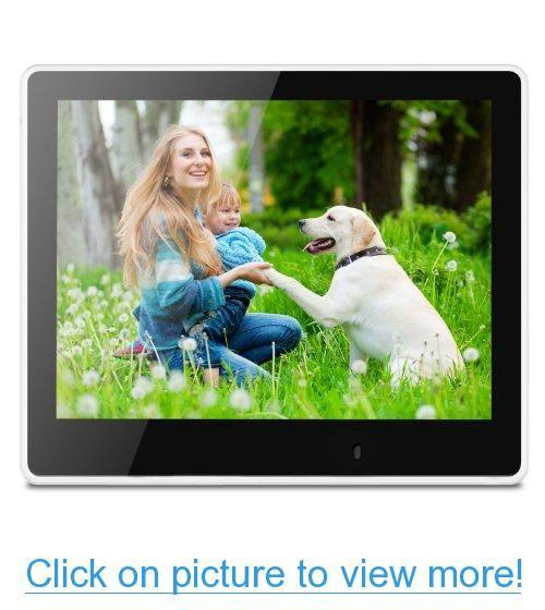 Viewsonic 8 Inch Digital Media Album With Auto Onoff Light Sensor