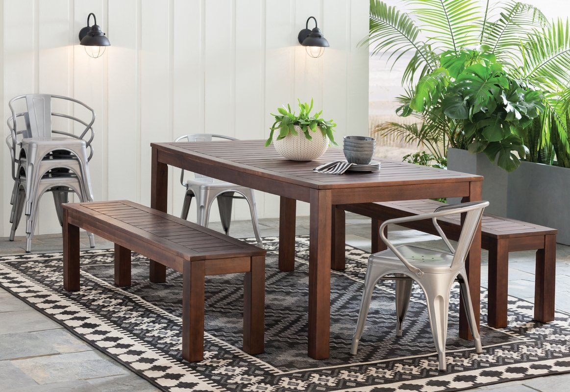 Rockefeller 3 Piece Dining Set 3 Piece Dining Set Clearance