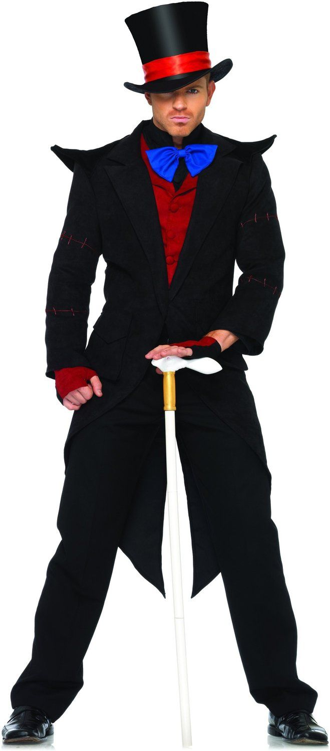 Mens Evil Mad Hatter Costume Mad Hatter Costumes Mr Costumes Mad Hatter Costumes Mad Hatter Costume Mad Hatter Jacket