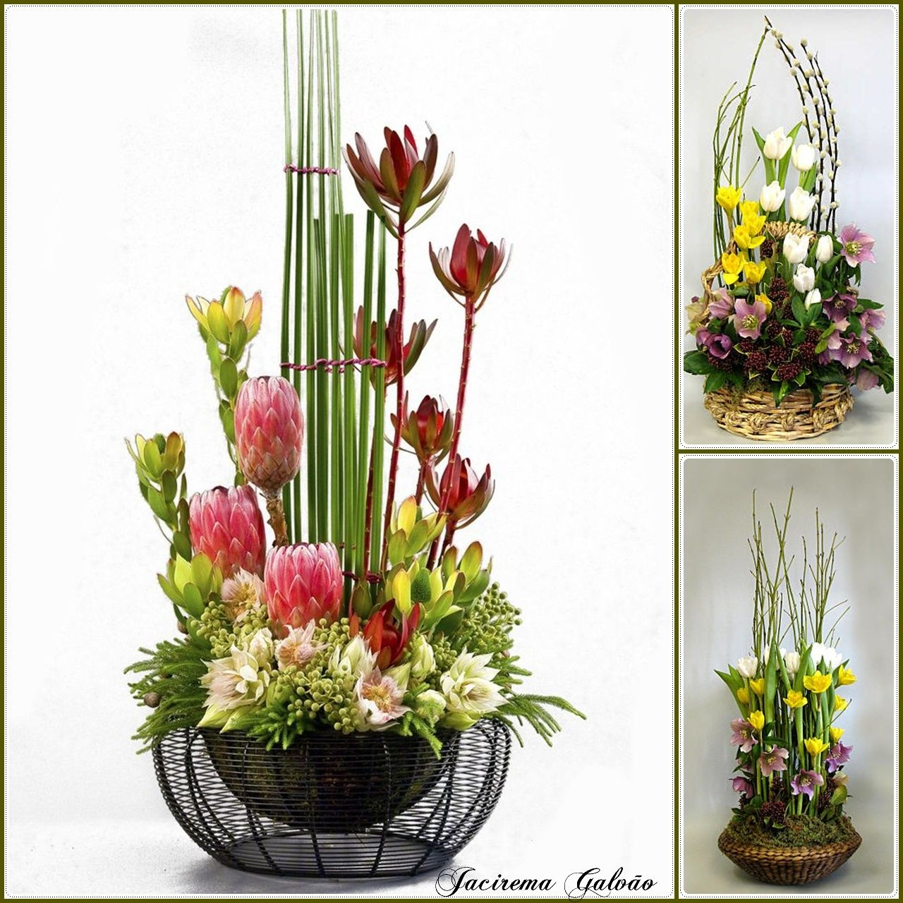 Arcadia Floral And Home Decor Arranjos Florais Arranjos Florais Pinterest Ikebana