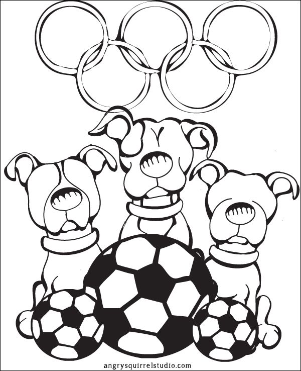 london olympics logo coloring pages - photo#20
