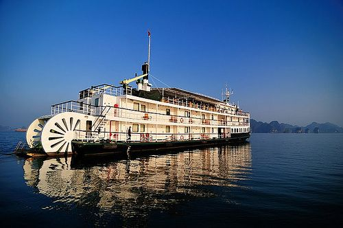 Emeraude Classic Cruise a Halong Bay Luxury CruiseLike! Share!, Repin! Thanks :)