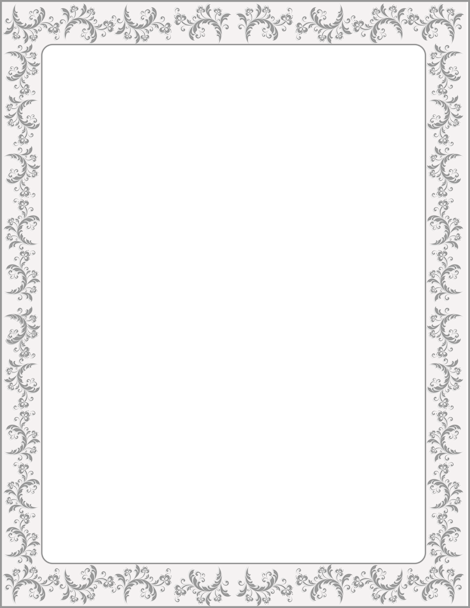 Printable Victorian Border Free Gif Jpg Pdf And Png S At Http