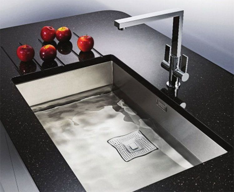 20 Beautiful Kitchen Sink Styles And Ideas Contemporary Kitchen
