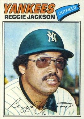 Photo of Reggie Jackson in Orange and Black: A Lost Classic