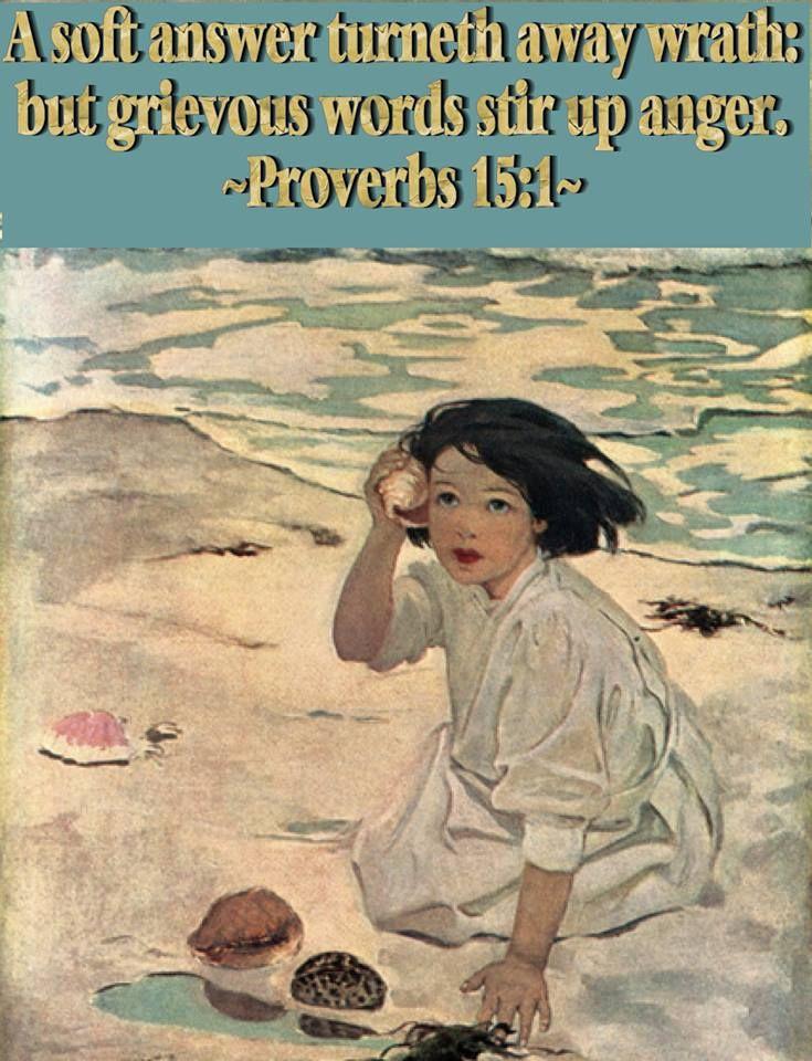 PROVERBS 15:1 III | Christian woman | Bible proverbs, Wisdom