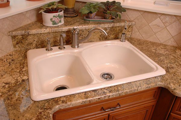The Most Popular Kitchen Sinks With Images Top Mount Kitchen
