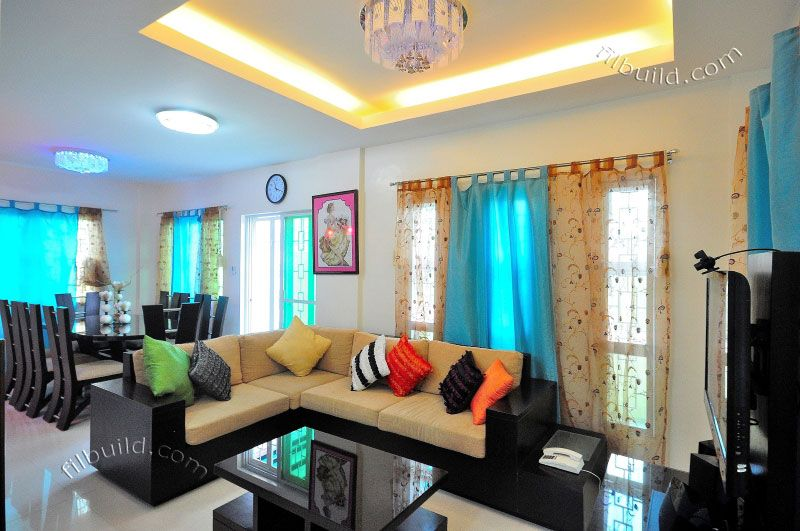 Affordable House Construction L Custom Home Design Small House Interior Design Small House Living Room Small House Design Philippines