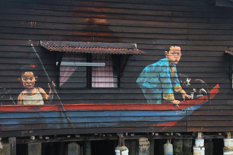 children-in-a-boat-mural.jpg 800×533 pixels