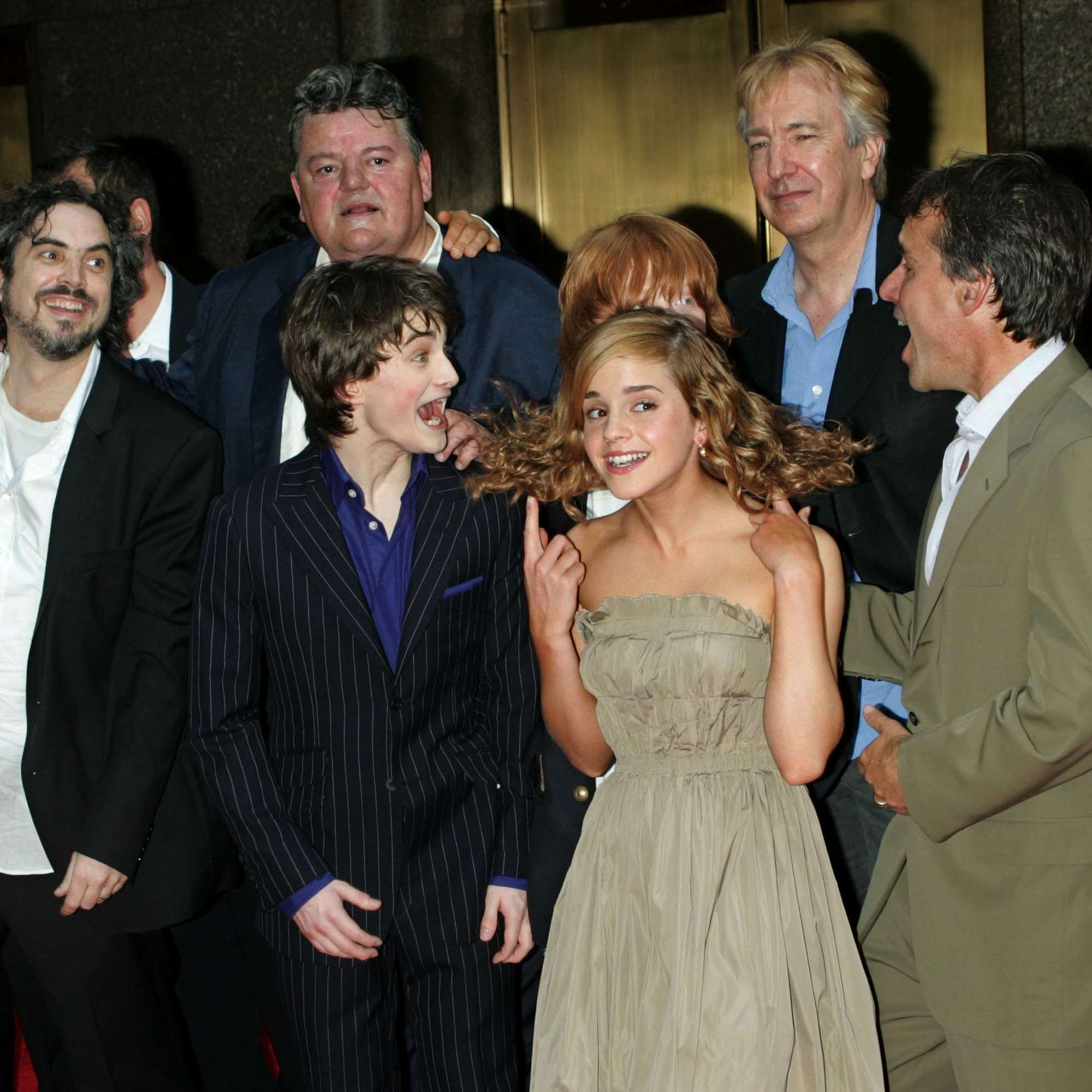 Harry Potter Movie Premiere Photos Are The Best Kind Of Photos