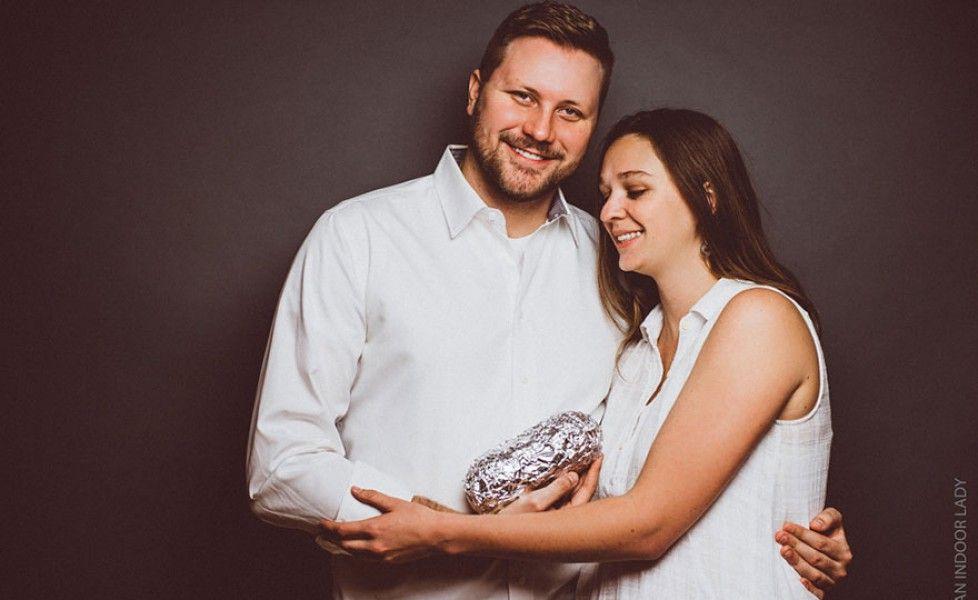 Ritratto di famiglia con burrito - TPI