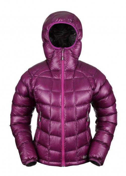 Infinity Jacket Mujer de Rab  La chaqueta Infinity es una excelente opción  si lo que df97e9cdb20d