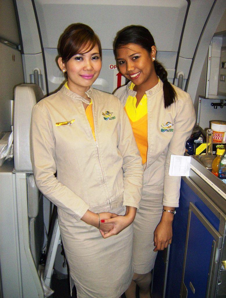 Cebu Pacific Cabin Crew Airline uniforms Pinterest