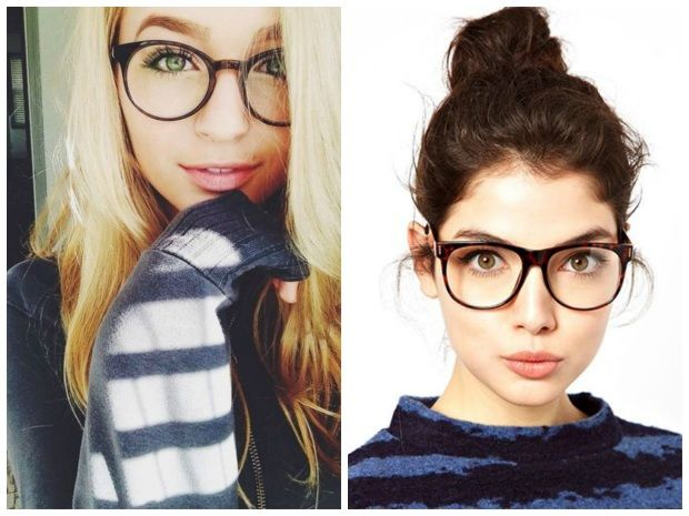 59901d03bd1c5 Óculos de grau fashion – Para ver e ser visto melhor