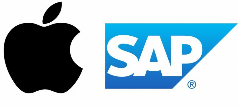 #Programación_y_Diseño #apple #sap Apple se asocia con SAP para llevar iOS a las grandes empresas