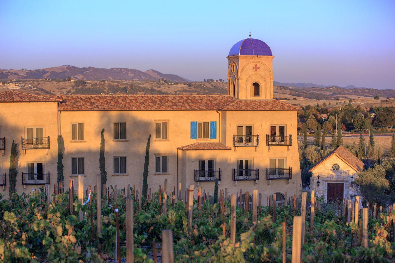 Allegretto vineyard resort by ayres wedding locations