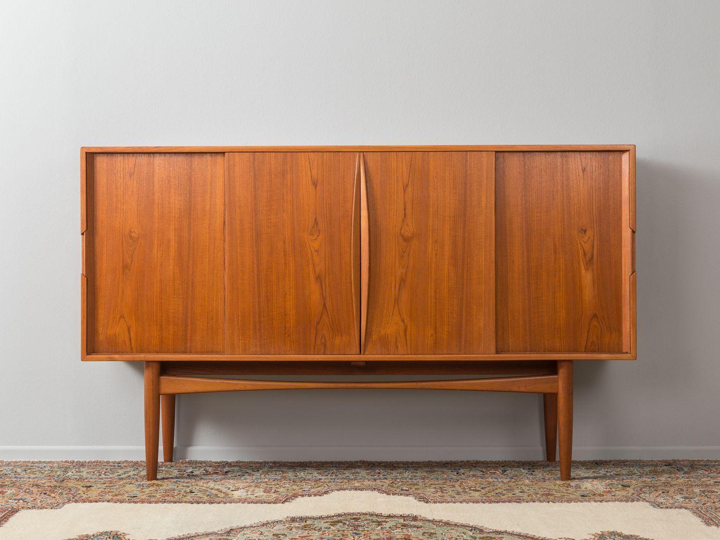Sideboard Eiche Massiv Weiss Kommode Schlafzimmer Vintage