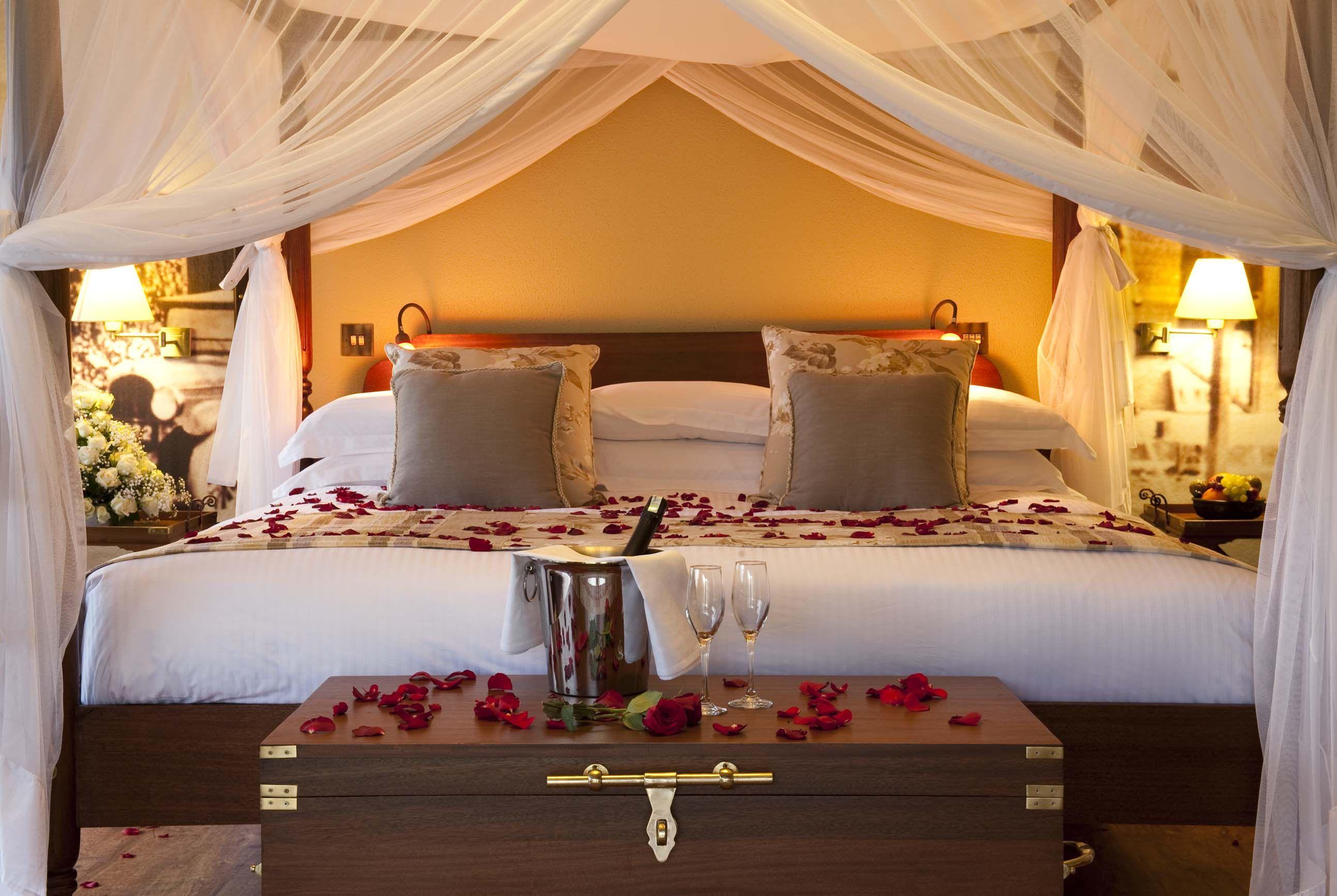 The Honeymoon Suite At Lake Elementaita Serena Camp
