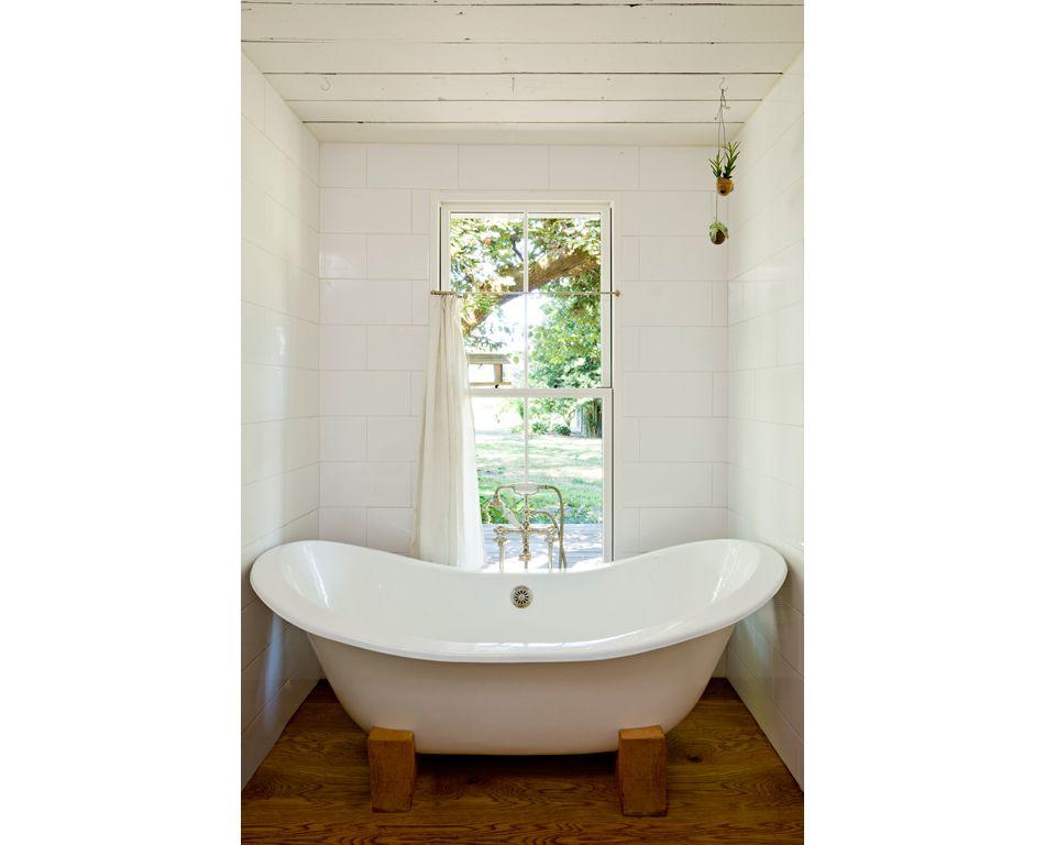 Inspirational Tubs for Tiny Houses