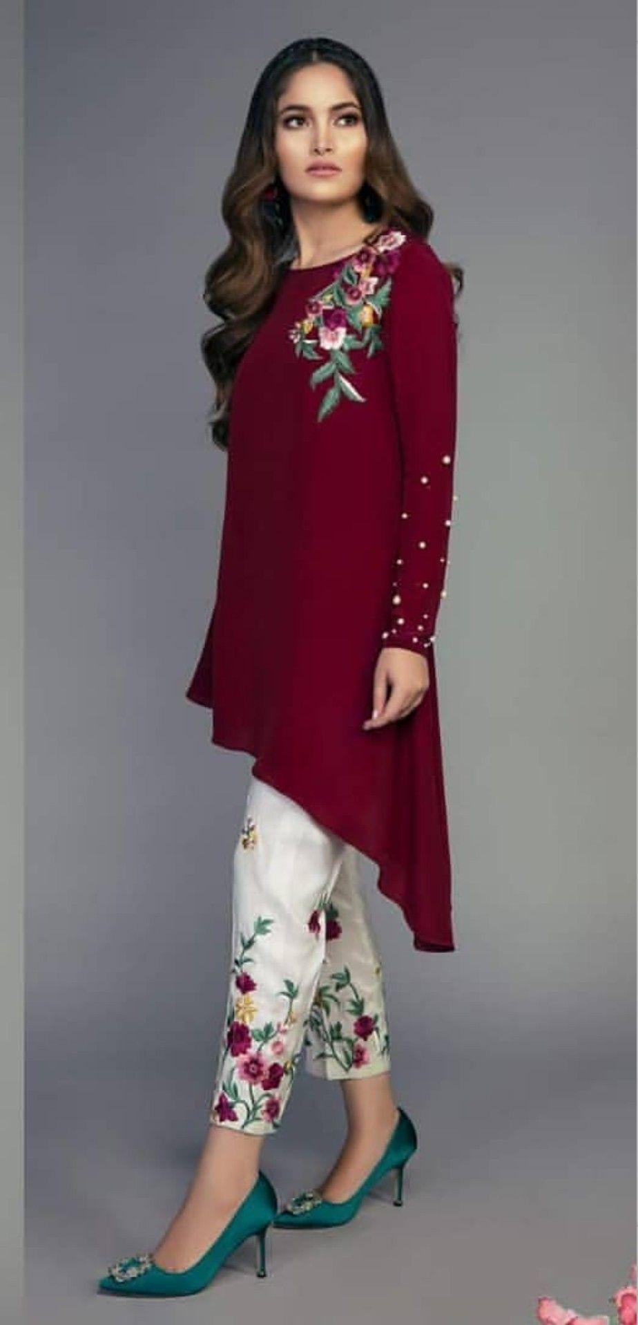 db4104d3ed474 Pakistani dress | Pakistani Dresses | Dresses, Fashion wear, Fashion ...