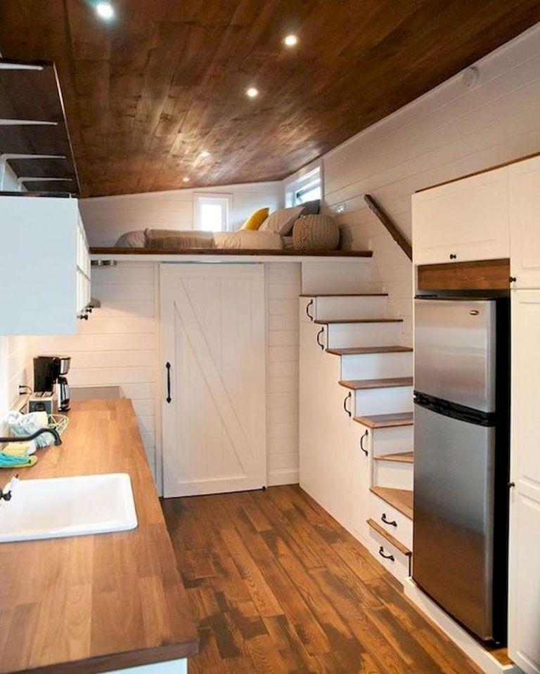 18 Genius Loft Stair For Tiny House Ideas Tiny House Bathroom Tiny House Interior Tiny House Swoon