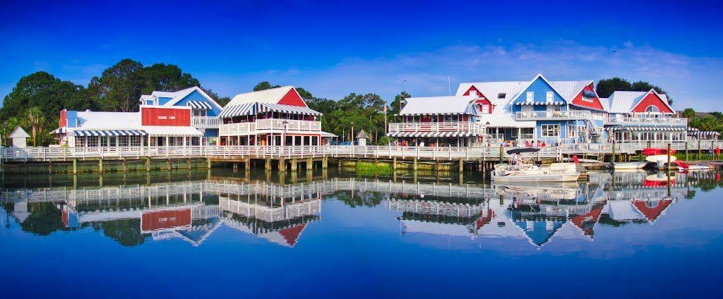 South Beach Marina Hilton Head Island
