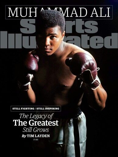 Muhammad Ali - The Greatest Of All Time! -Sports Illustrated The - best of boxing blueprint meaning