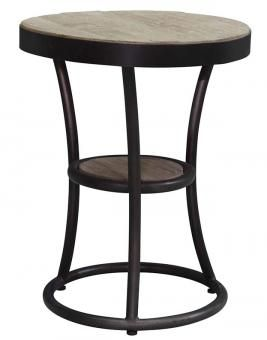 THE VANESSSA SIDE TABLE. A Block and Chisel Product.