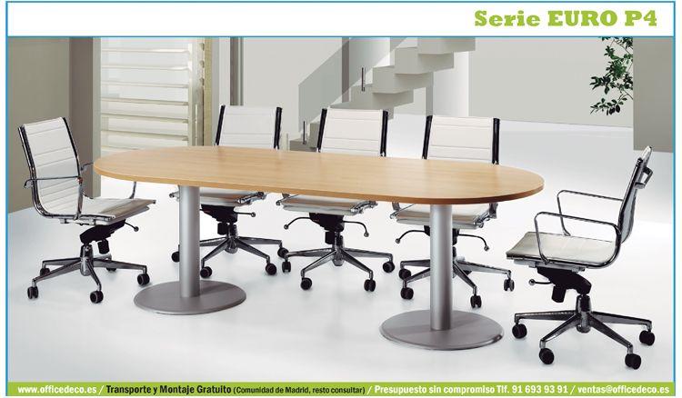Muebles De Oficina Operativos Serie P4 Muebles De Oficina Mesa