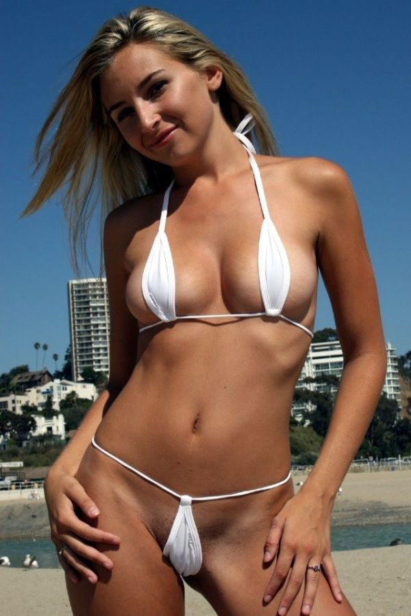String Bikini Is A Brand New Trend Photo Gallery Picture
