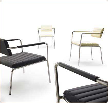 Der Tiani Ist Ein Universell Einsetzbarer Stuhl Fur Den Geschaftskunden Als Auch Freizeitbereich Durch Die Verbindung Contemporary Interior Furniture Chair