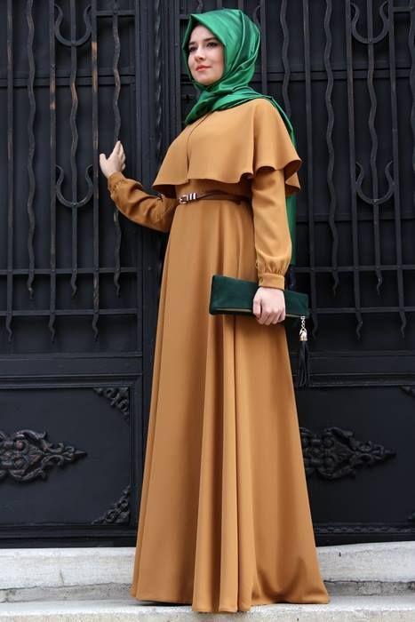 Kislik Tesettur Elbise Modelleri Elbise Modelleri Elbise Kadin Giyim
