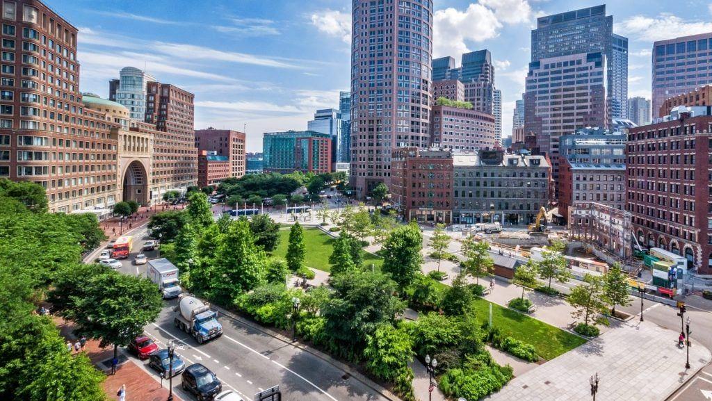 Walk This Way The 4 Best Walks In Boston Offmetro Ny In Boston Boston Walks Boston History