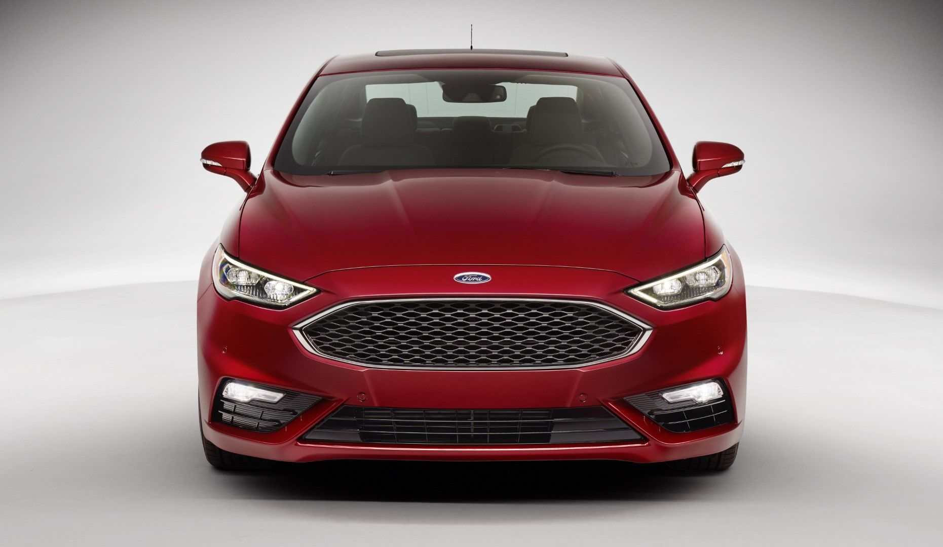 20172018 Ford Fusion Sport in 2020 Ford fusion, Ford